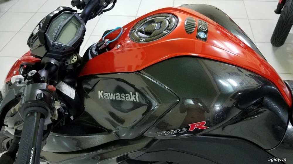 Ban Kawasaki Z1000 62015 ABS HISS Chau Au Saigon bien dep - 16