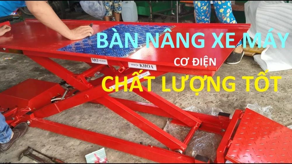 Ban nang xe may gia re sung xiet bulong 12 inch danh cho xe may - 4