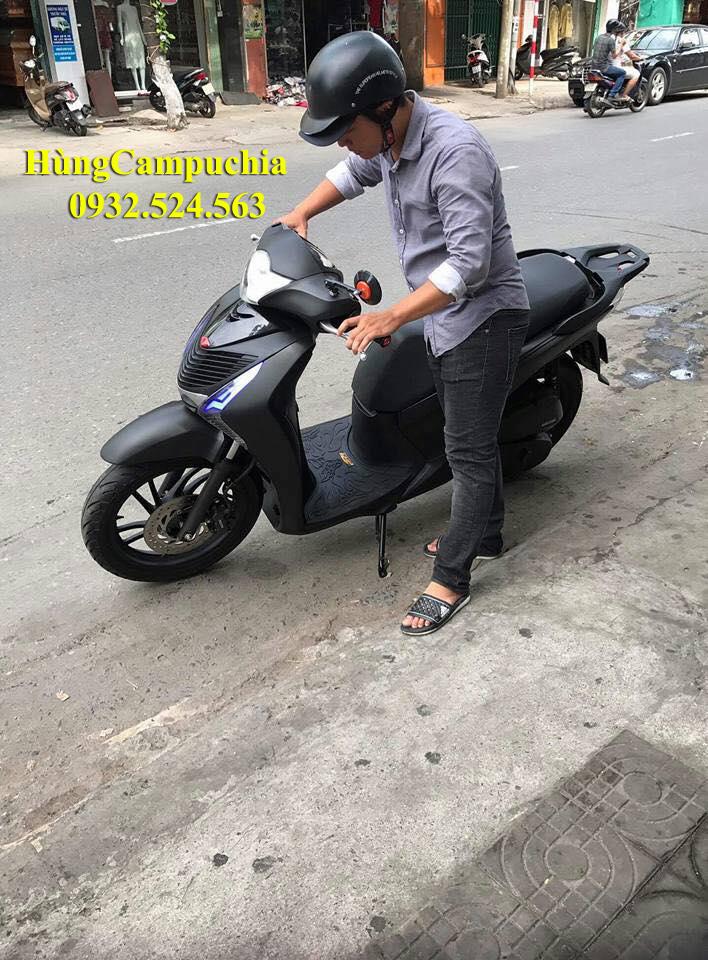 Ban Xe Nhap Khau Uy Tin Chat Luong Toan Quoc SH Exciter Xipo Satria Liberty - 2