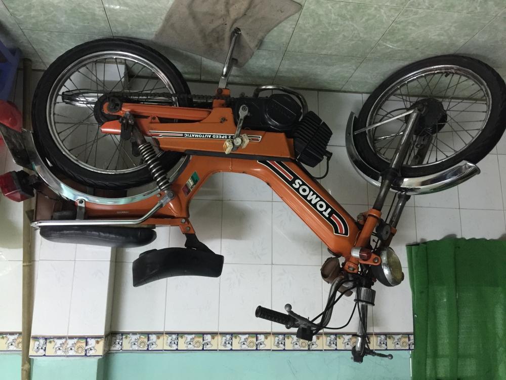 Ban xe Tomos hai thi duoi 50cc gia 16tr dong Anh em nao suu tam lien he minh 0937136366Truong - 4