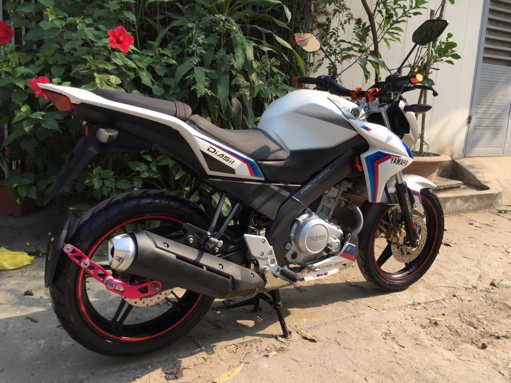 Ban Yamaha Fz150i Trang dang ky 2015 - 10