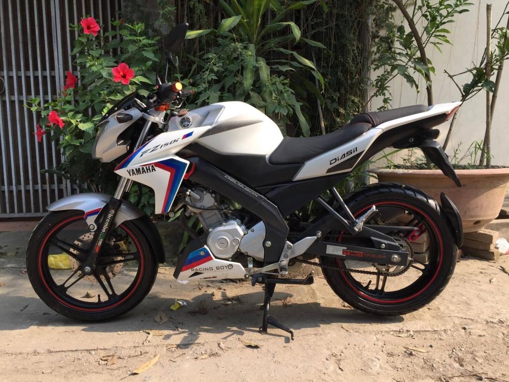 Ban Yamaha Fz150i Trang dang ky 2015 - 8