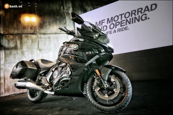 BMW va MF Motorrad hop tac voi Big Bike de mo rong phong trung bay Rama 5 voi su ra mat cua BMW K160 - 4