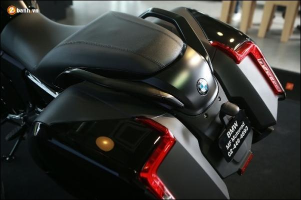 BMW va MF Motorrad hop tac voi Big Bike de mo rong phong trung bay Rama 5 voi su ra mat cua BMW K160 - 6