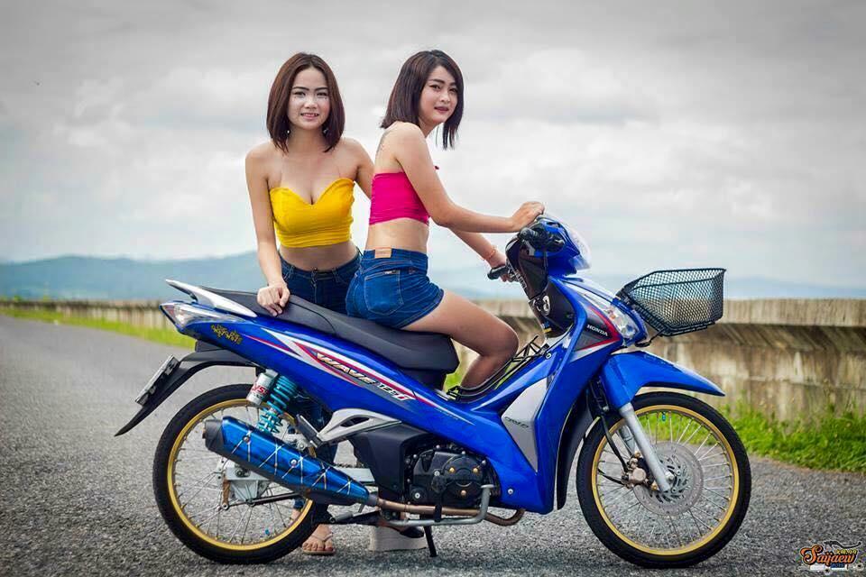 Bo anh Wave do dang cung cac co nang Thailand day goi cam - 17