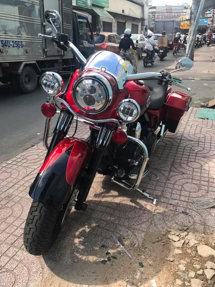 Can ban Harley Davison banh beo Rod King 1690cc dang ky lan dau 112015 odo 3868 km - 9