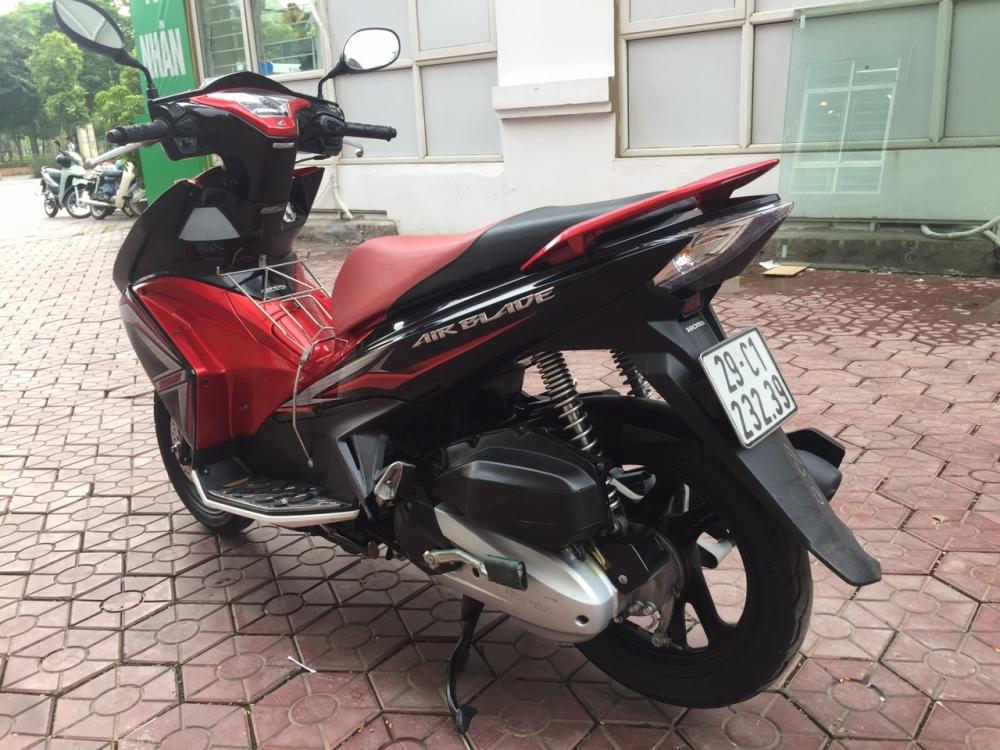Can ban Honda Airblade 125 fi do den Sport con moi chinh chu 32tr800 - 6