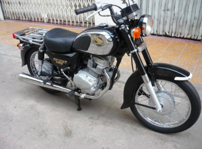 Can ban Honda CD benly 50 90 125cc - 3