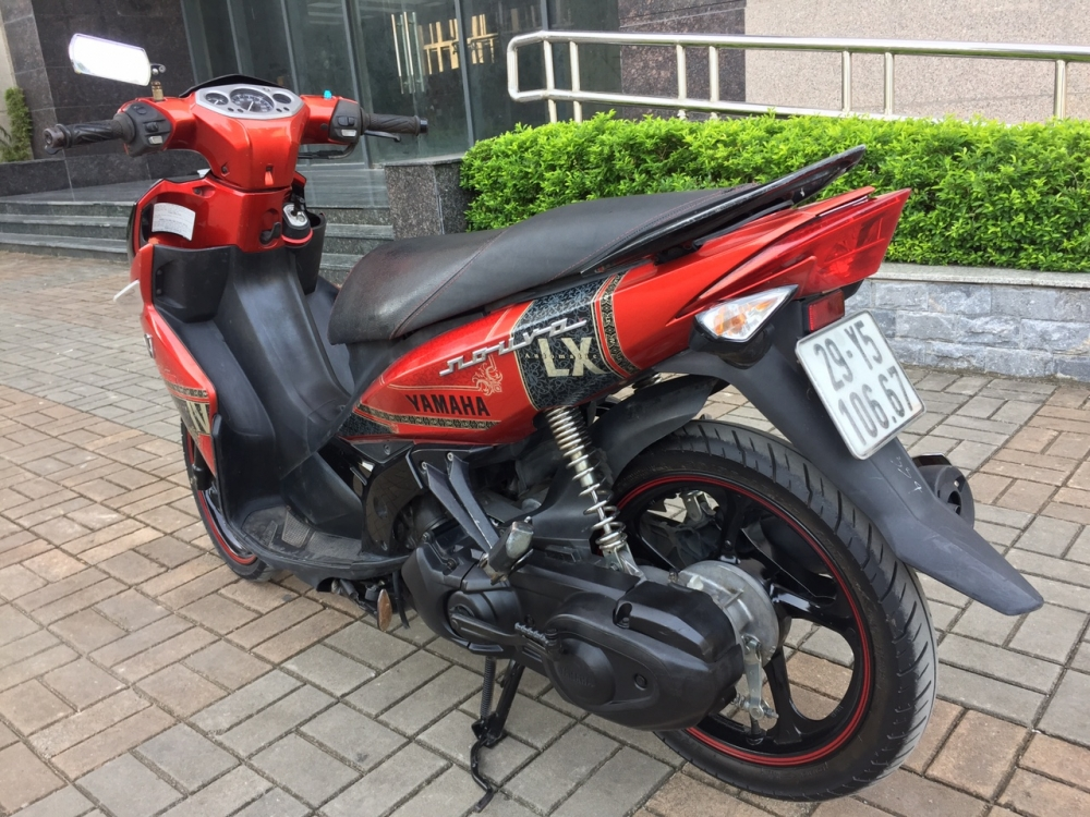 Can ban Yamaha Nouvolx 135 doi cuoi cung 2012 con rat moi chinh chu - 5