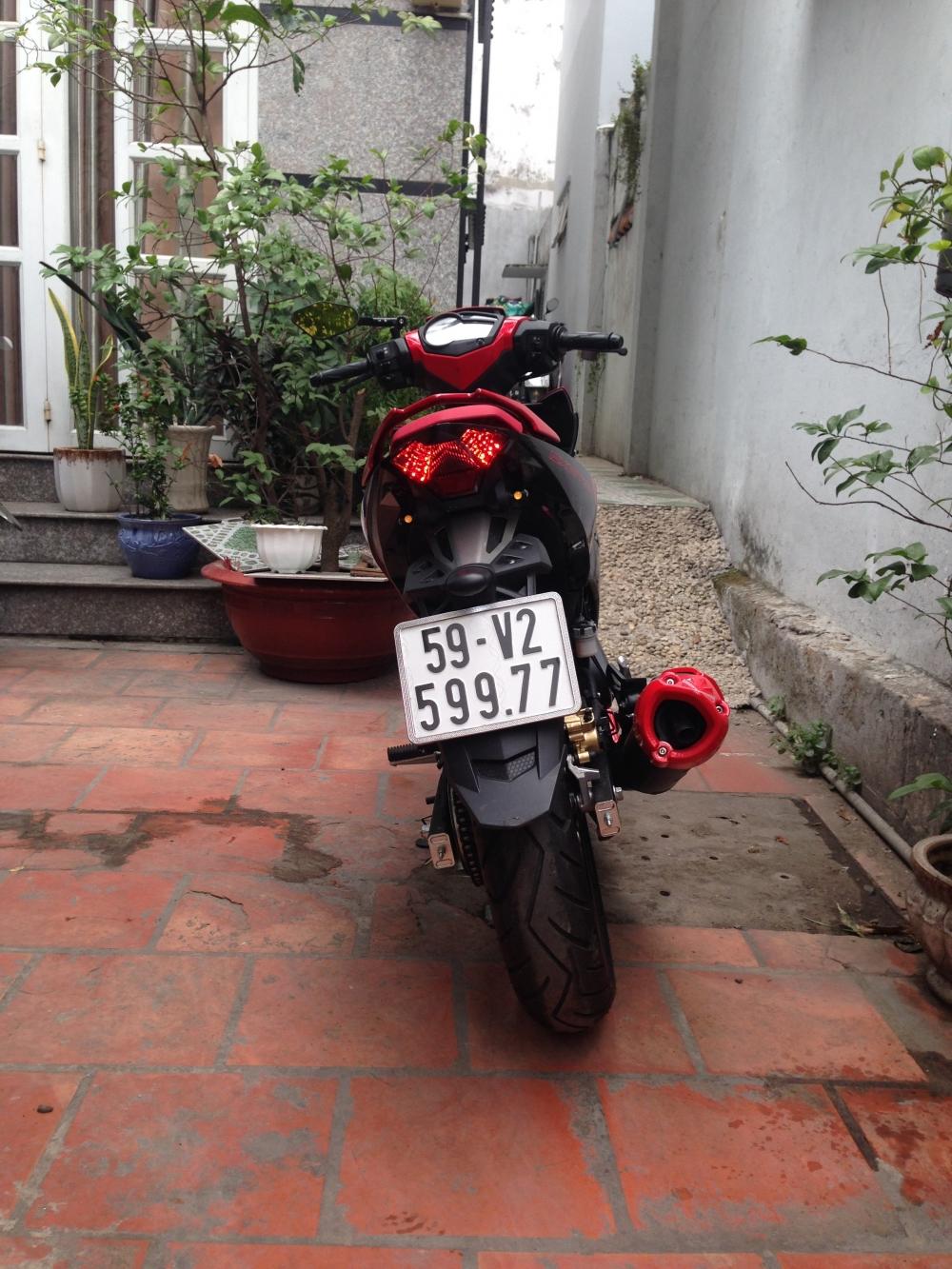 Can tien gap nen ban Exciter 150cc 5000km - 3