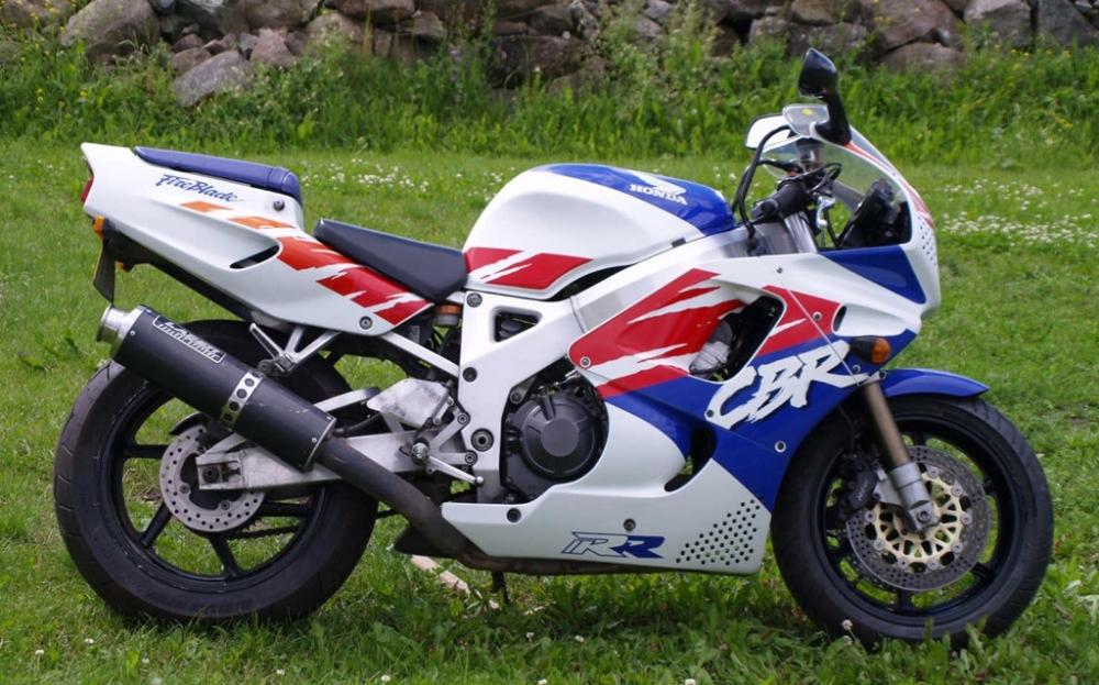 CBR900RR sieu mo to dinh nhat trong thap nien 90 nhe nhat trong lich su Honda - 2