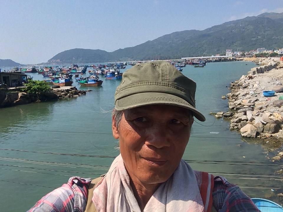 Cu ong chinh phuc Deo Ca trong hanh trinh xuyen Viet Phieu Luu Ky - 4