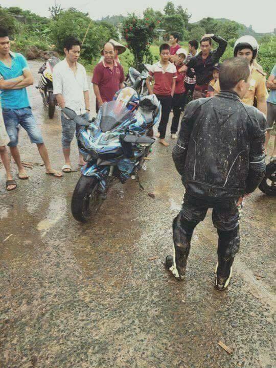 Doan xe PKL Viet Nam thong chot CSGT cang nhat lich su cai ket - 6