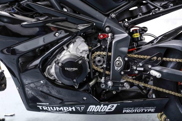 Dong co Triumph Moto2 dang duoc phat trien chuan bi cho mua giai 2019 - 5