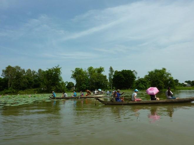 Du lich An Giang ve Bung Binh Thien Ho nuoc troi ban - 4