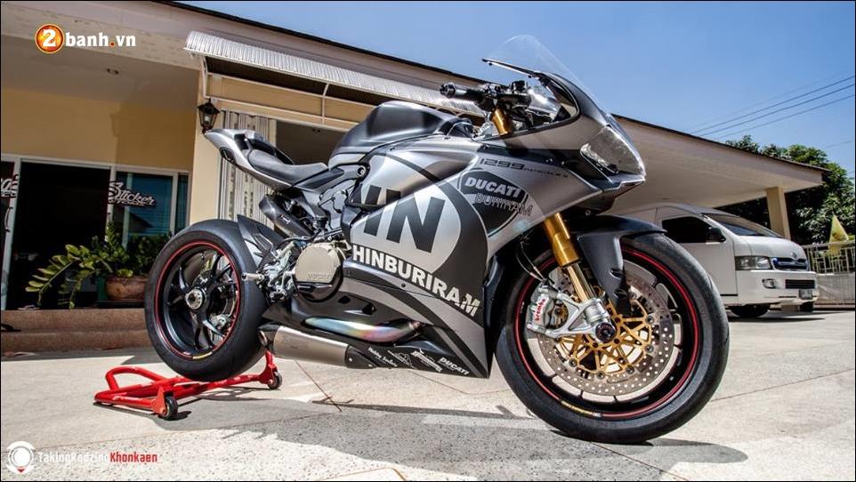 Ducati 1299 do tao dang cuc dep cung tem dau the thao - 5
