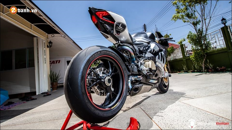 Ducati 1299 do tao dang cuc dep cung tem dau the thao - 7