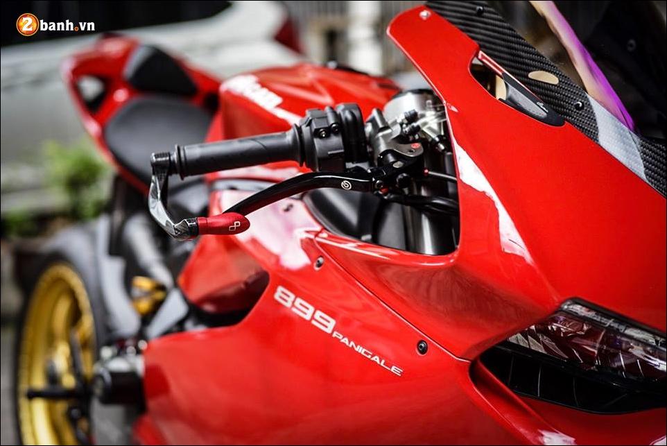 Ducati 899 Panigale do tinh te cung loat phu kien sang chanh - 5