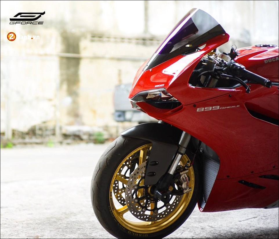 Ducati 899 Panigale do tinh te cung loat phu kien sang chanh - 7