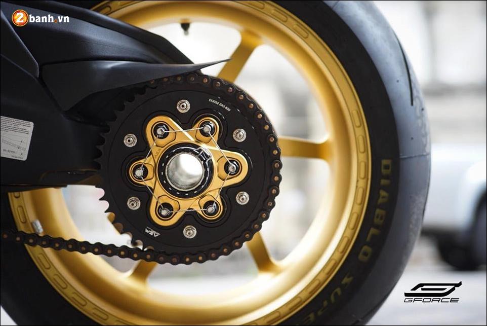 Ducati 899 Panigale do tinh te cung loat phu kien sang chanh - 9