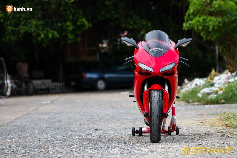Ducati Evo 848 do an tuong voi thiet ke truyen thong - 3