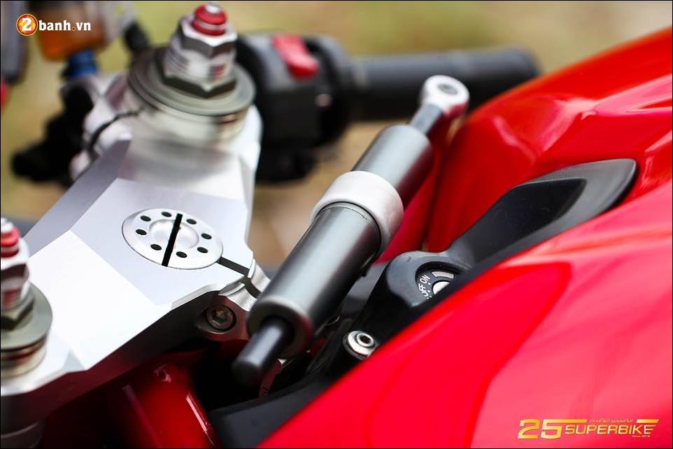 Ducati Evo 848 do an tuong voi thiet ke truyen thong - 5