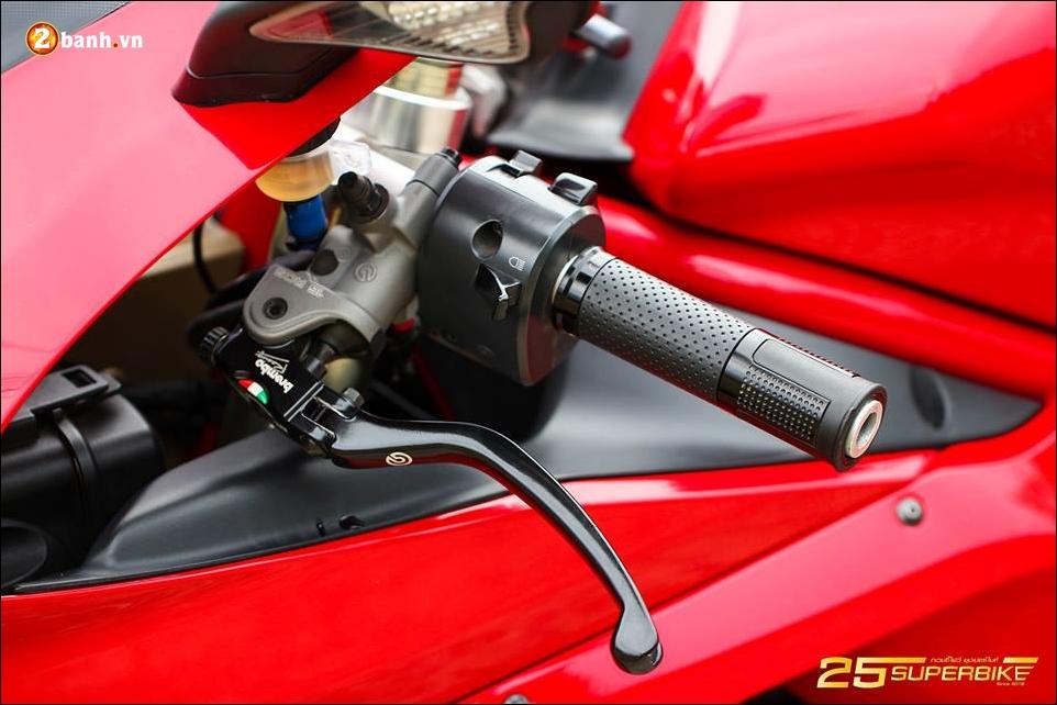 Ducati Evo 848 do an tuong voi thiet ke truyen thong - 7