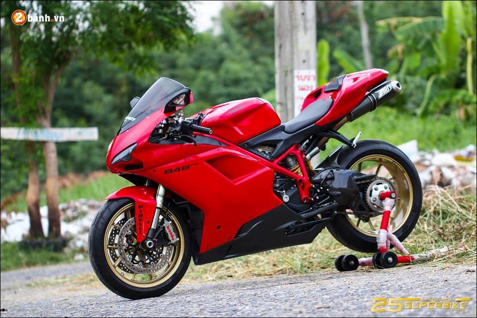 Ducati Evo 848 do an tuong voi thiet ke truyen thong - 17