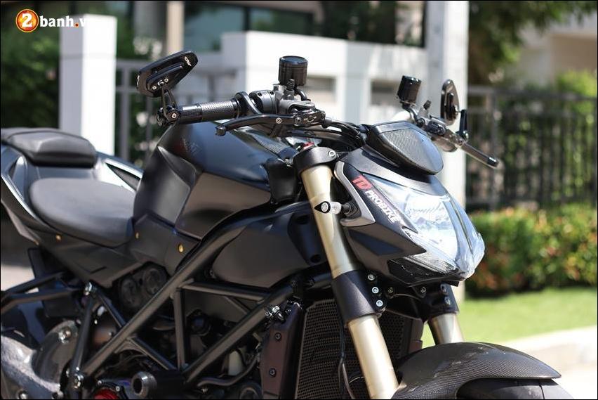 Ducati Streetfighter 848 do cuc ngau ben tong mau den huyen bi - 4