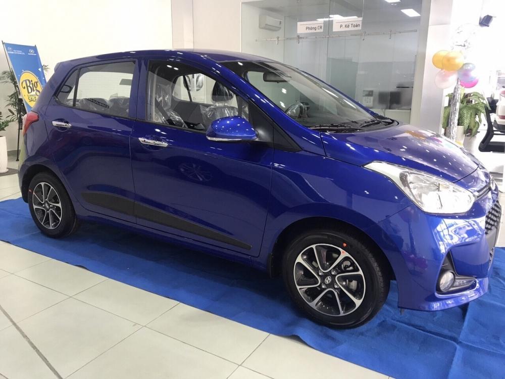 Duy nhat Thang 9 ban gia von cho Hyundai Grand i10 so san tu dong - 3
