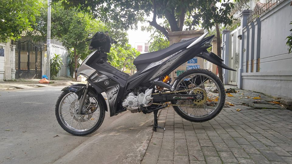 Exciter 135 do hack nao voi phong cach cua sung lam nghe - 6