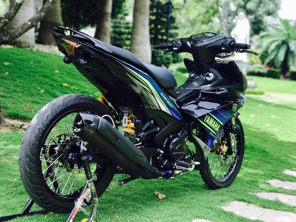Exciter 150 do kieng nhe tao phong cach cua biker pho bien - 7