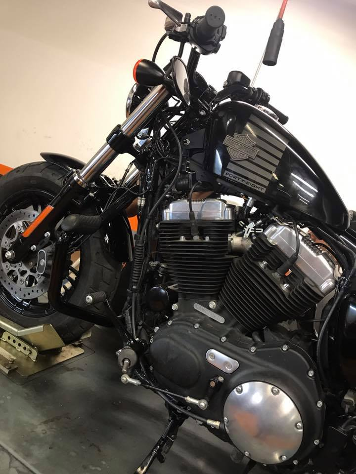Harley Forty Eight 48 2017 HQCN gia cuc tot - 15