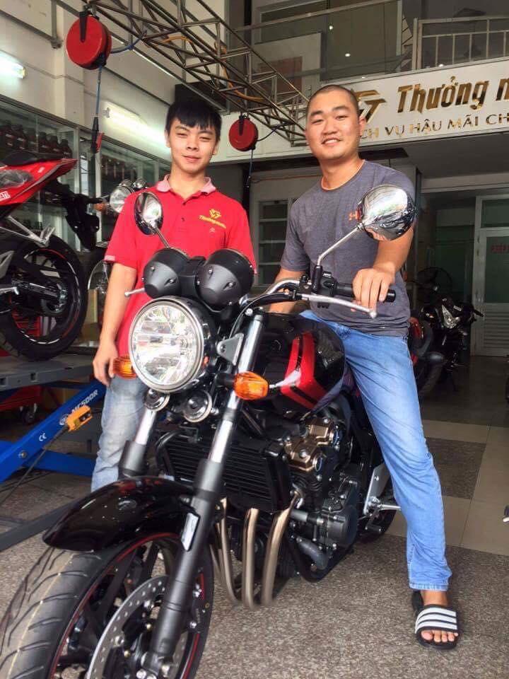 Honda CB 400 ABS Edition 2017 - 9