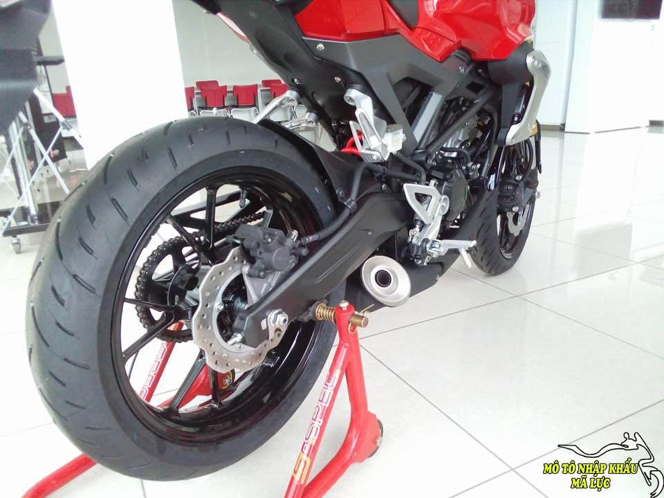 Honda CB150R Exmotion 2018 nhap khau Thai Lan - 4