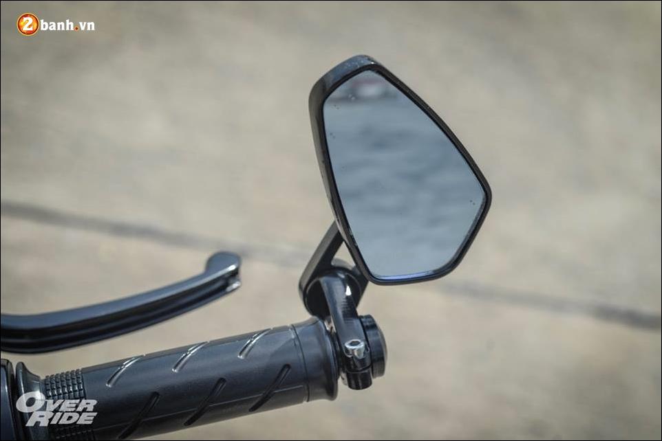Honda CB650F Chien binh Nakedbike cung cap voi ban do bui bam phong tran - 7