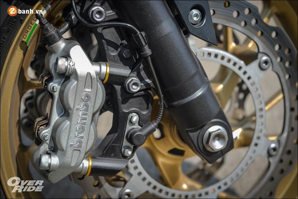 Honda CB650F Chien binh Nakedbike cung cap voi ban do bui bam phong tran - 12