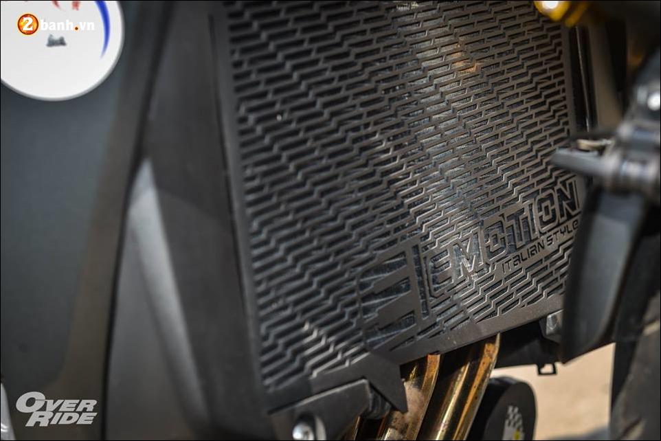 Honda CB650F Chien binh Nakedbike cung cap voi ban do bui bam phong tran - 13