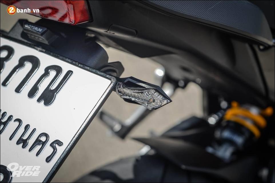 Honda CB650F Chien binh Nakedbike cung cap voi ban do bui bam phong tran - 19