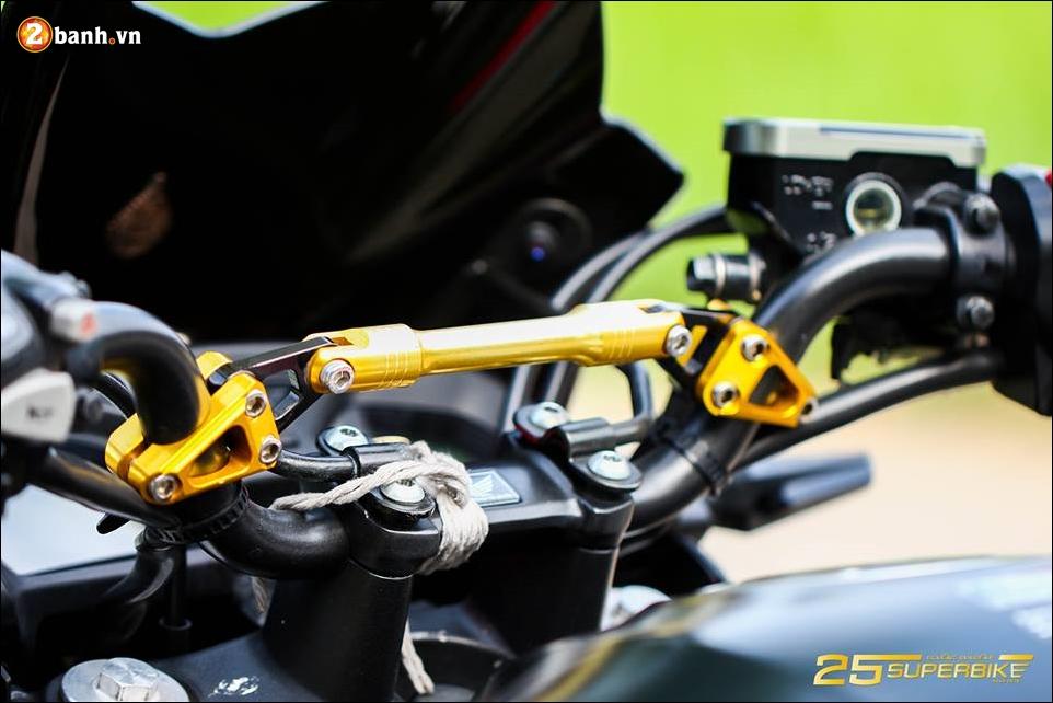 Honda CB650F do tinh te qua cong nghe do choi Titanium - 7
