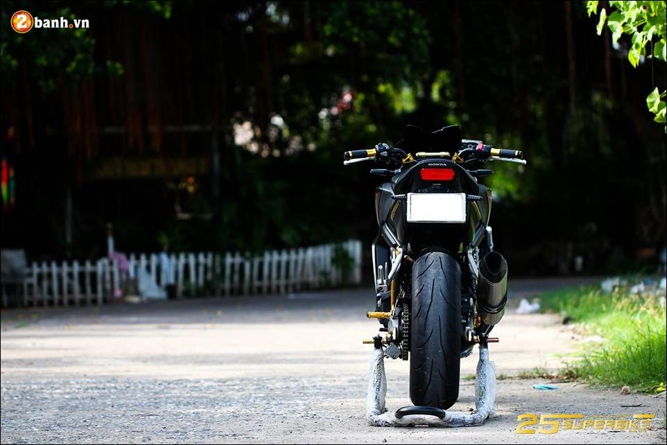 Honda CB650F do tinh te qua cong nghe do choi Titanium - 19