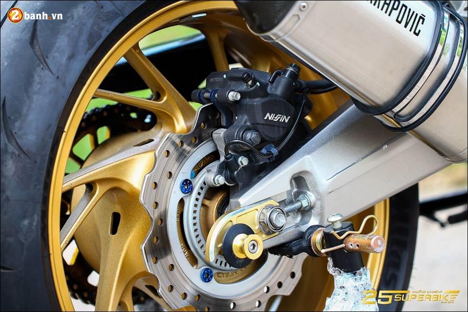 Honda CB650F do tinh te qua cong nghe do choi Titanium - 16