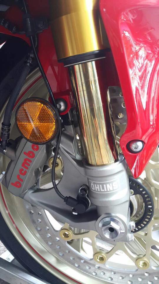 Hang cuc hiem Honda CBR 1000RR SP2 dau tien ve Viet Nam - 2