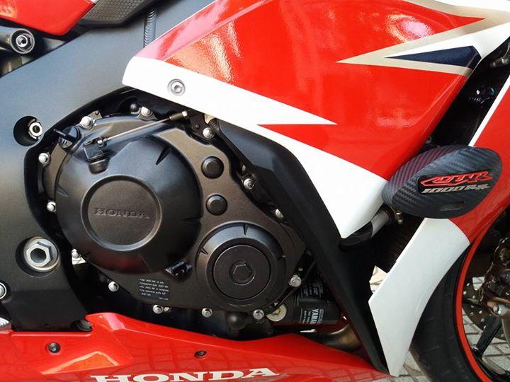 Honda CBR1000rr ABS 2016 Ban HRC - 4