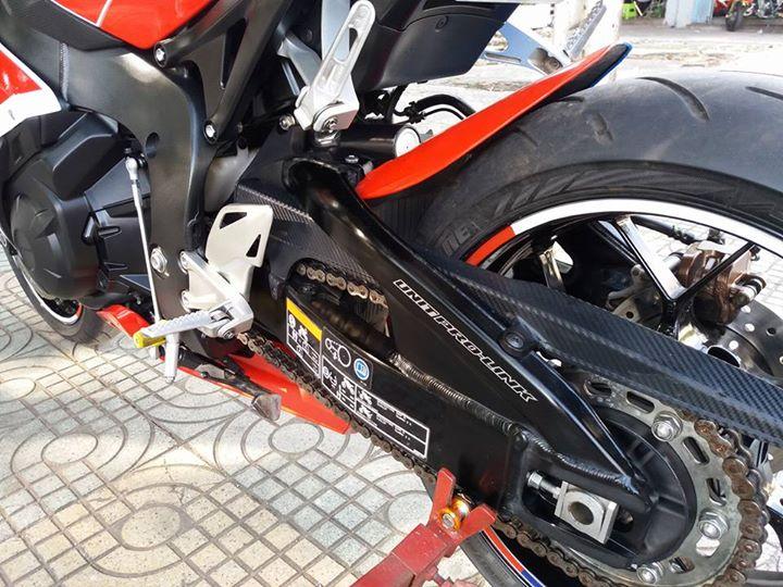 Honda CBR1000rr ABS 2016 Ban HRC - 6