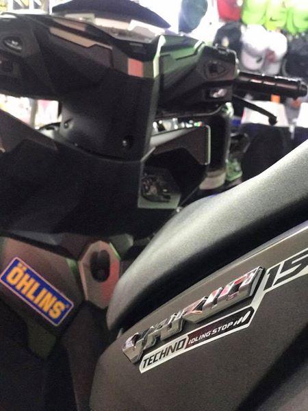 Honda Click do khac la voi phong cach hack nao moi - 5