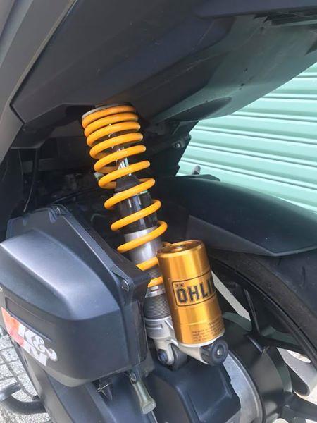 Honda Click do khac la voi phong cach hack nao moi - 7