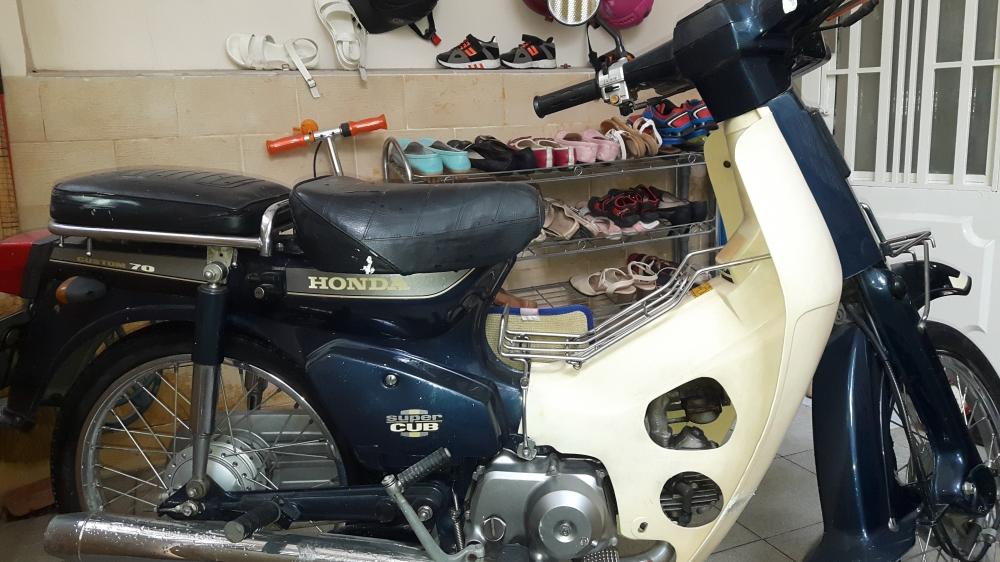 Honda Cub Custom 70 TpHCM Q3