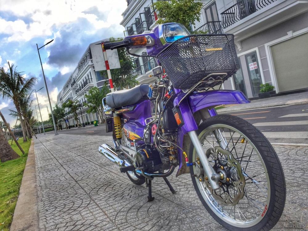Honda Dream voi phien ban day ngot ngao va tam huyet - 2