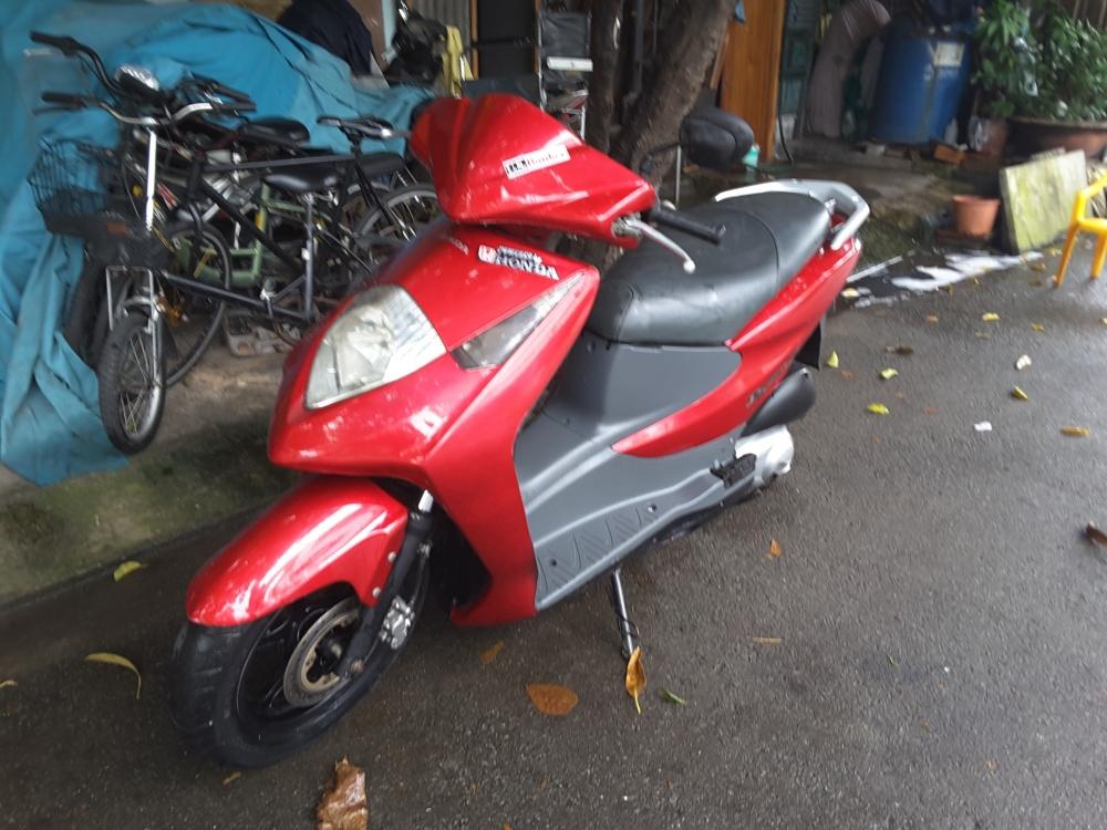 Honda Dylan 150cc - 2